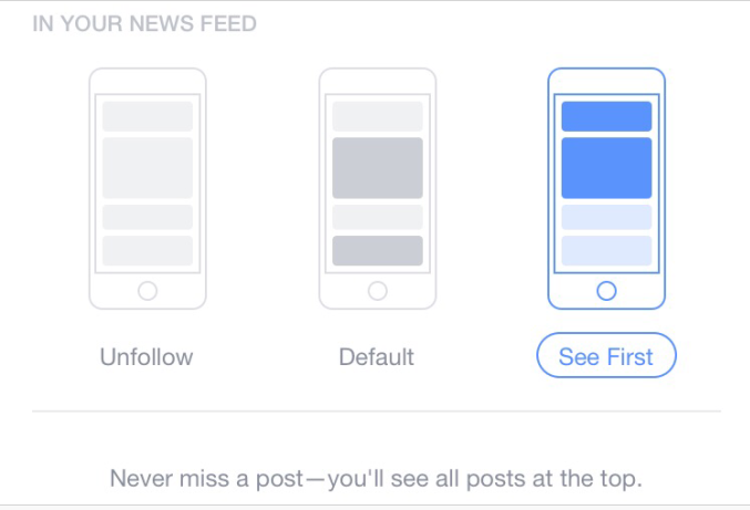 "What Facebook's New ""See First"" Means For Your Business"
