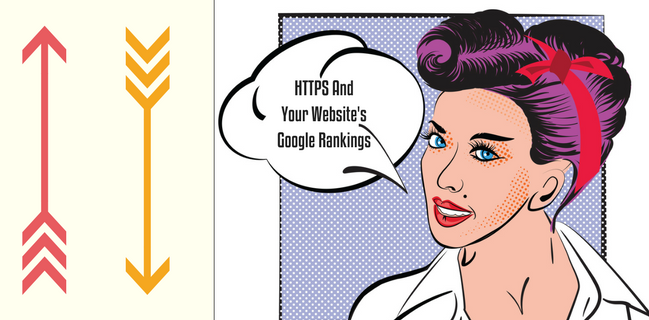 HTTPS And Your Website's Google Rankings.