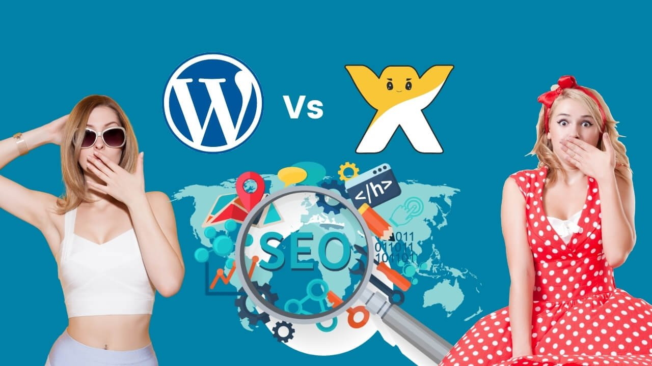 WIX Vs WordPress which one is best for SEO