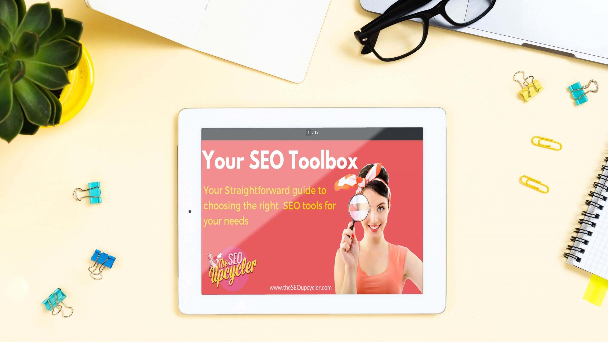 SEO Tool Box